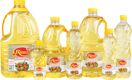 Rinsun Sunflower Oil